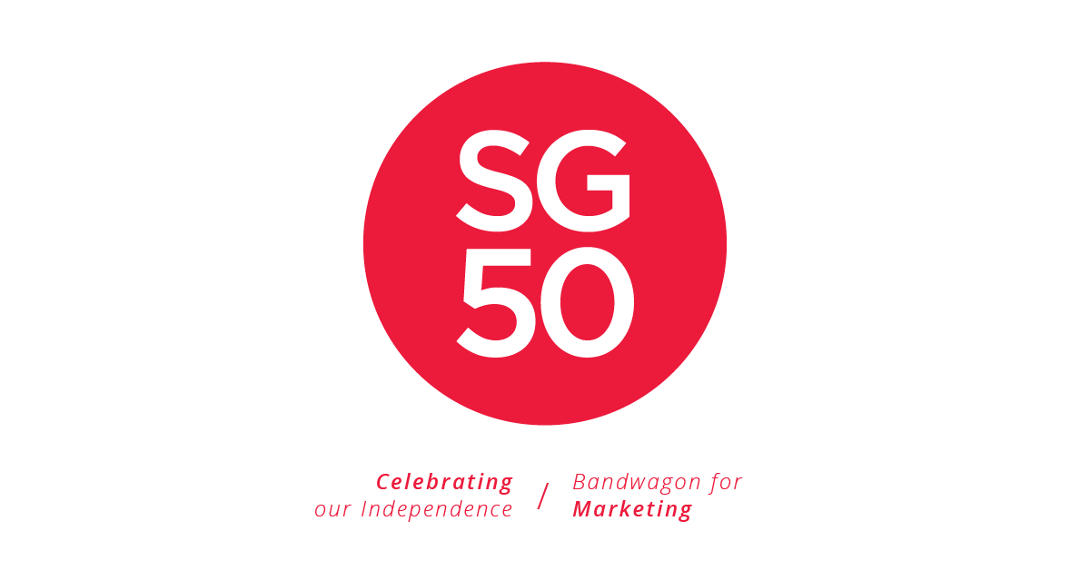 sg50 singapore 50 fifty celebrating marketing