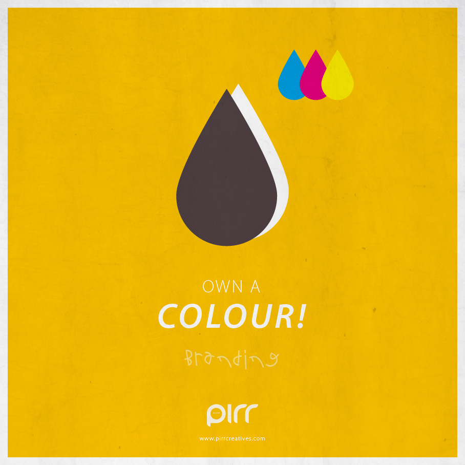 16 branding own a colour
