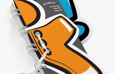 Corporate Identity Manual for Myfoot