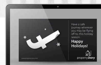eCard Design for PropertyStory
