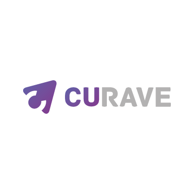 curave gaming platform logo arrow cursor c full colour