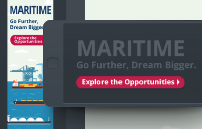 GDN Ad Design for Singapore Maritime Foundation