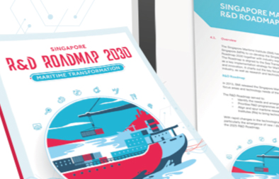 Singapore R&D Roadmap 2030: Maritime Transformation Publicity Campaign for SMI and MPA