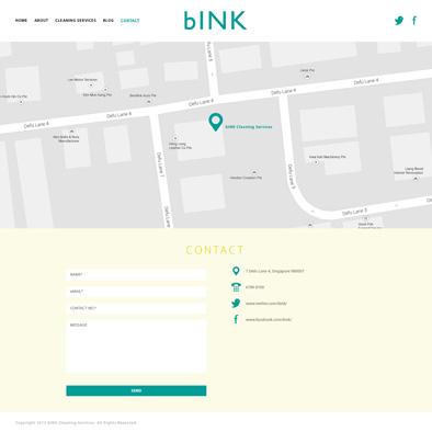 bink website contact