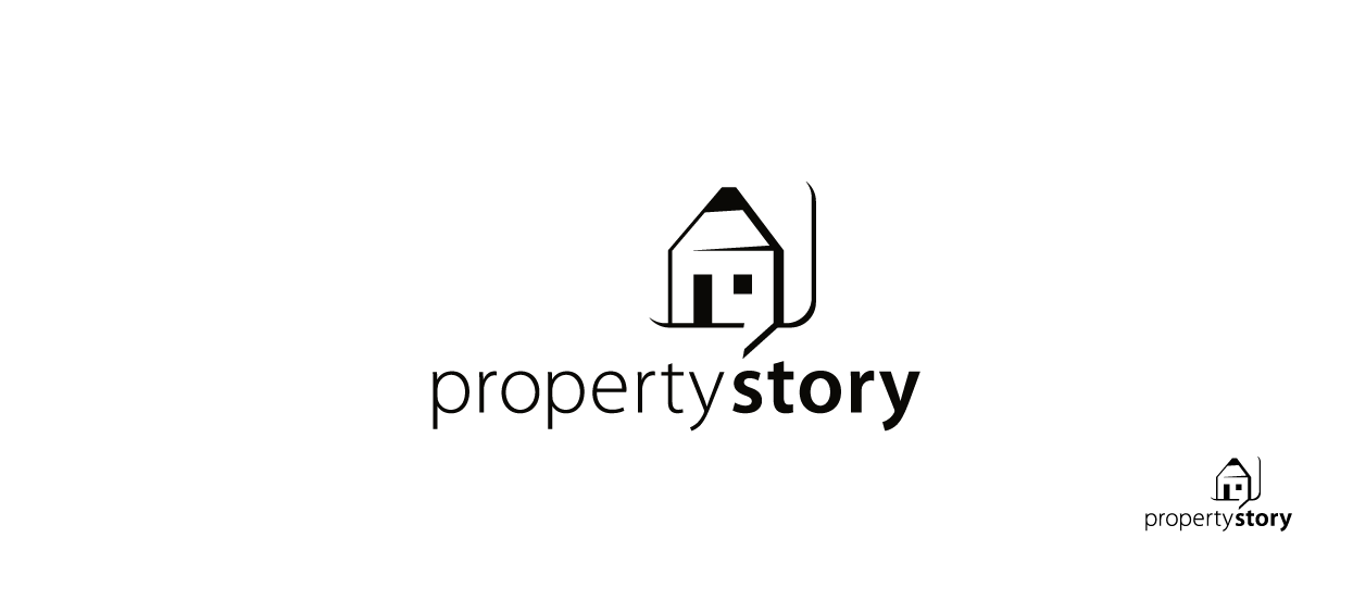 business brandmark design property propertystory