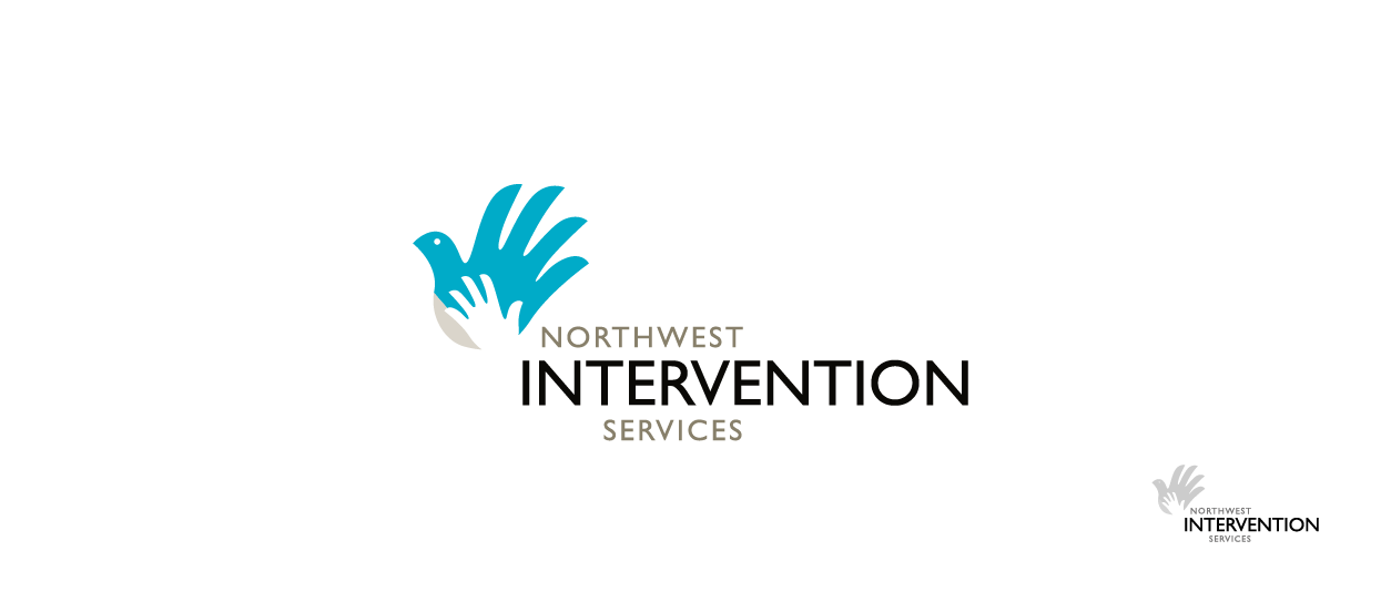corporate brand design intervention northwest
