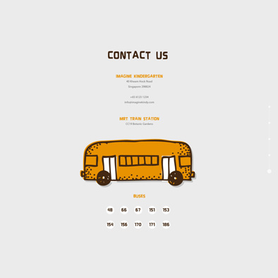 imagine kindergarten website contact us