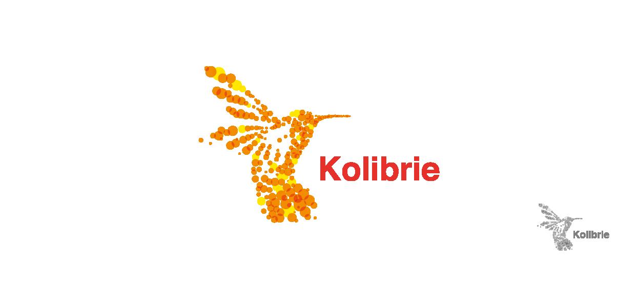 programme logo design productivity kolibrie