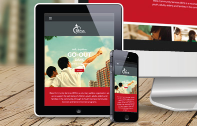 Responsive Web Design and Content Management System for BCS Singapore