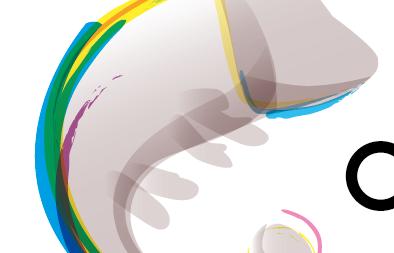 Service Brandmark Design for Carmeleon Connections