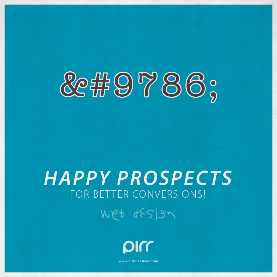 18 web design happy prospects for better conversions