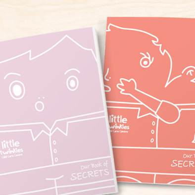 little twinkles student handbook design covers