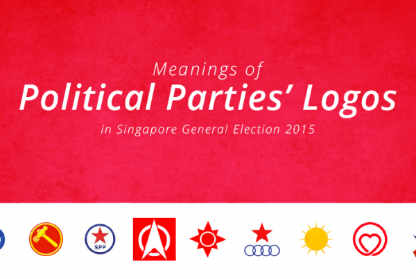 meaning of political party logo in singapore general election 2015