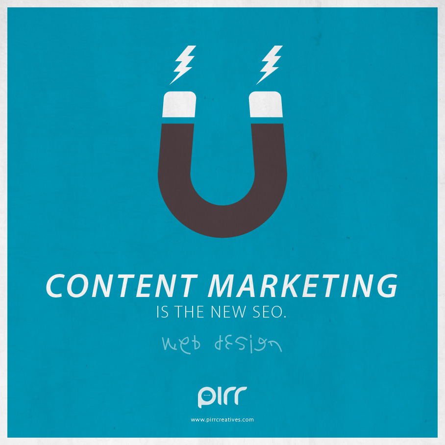 23 web design content marketing is the new seo