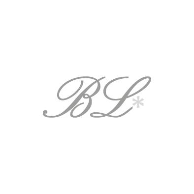 blume link monogram b l florist flower greyscale