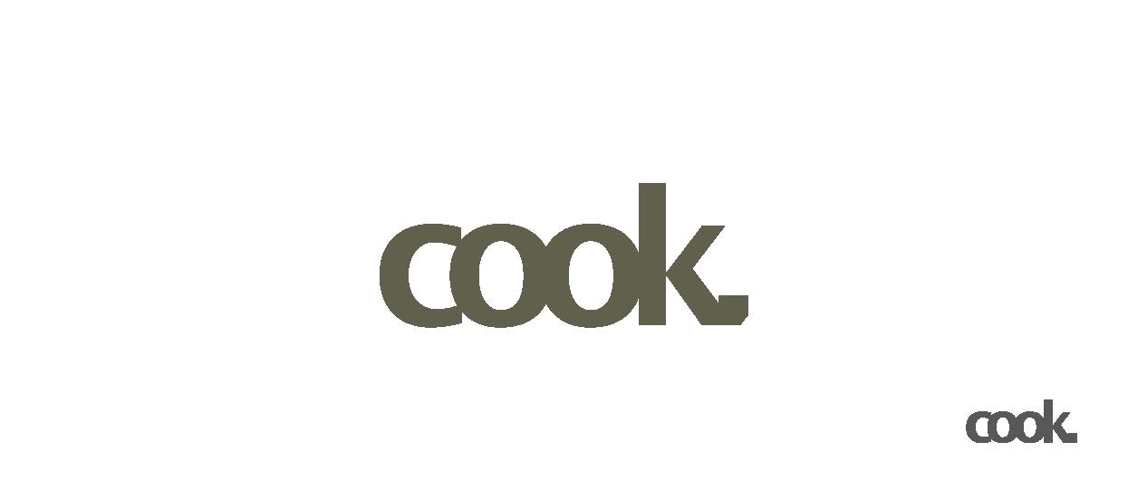 company logo design cook