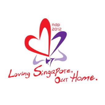 singapore ndp logo 2012