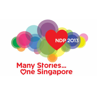 singapore ndp logo 2013