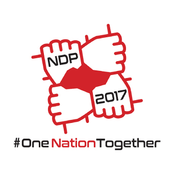 singapore ndp logo 2017