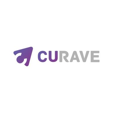 curave gaming platform logo arrow cursor c full colour