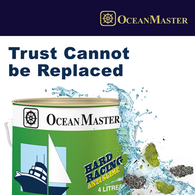 oceanmaster product poster design title