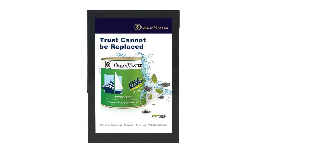 product poster design oceanmaster