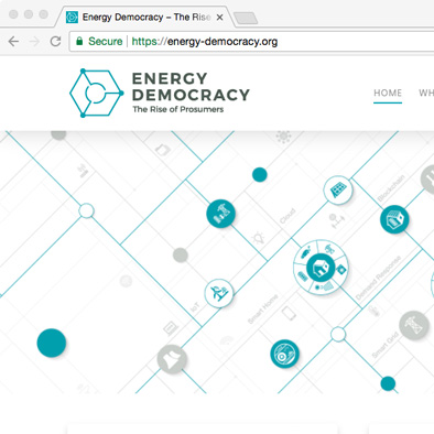 energy democracy website home