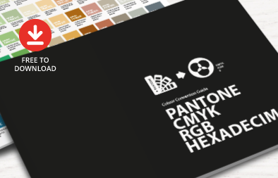 Free Brand Colour Conversion Guide (Pantone to CMYK, RGB and Hexadecimal)