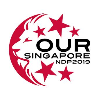 singapore ndp logo 2019