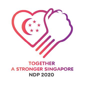 singapore ndp logo 2020